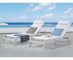 Chaise longue aluminium acheter chaises longues for Acheter chaises longues