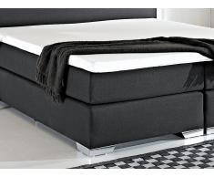 Sur-matelas viscoélastique - topper à mémoire de forme - topper pour matelas - 140x200 cm