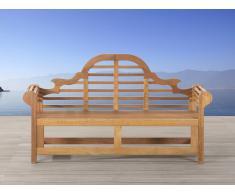 Banc de jardin en bois white balau - 180 cm - Java Marlboro