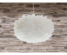 Lampe de plafond - suspension - plafonnier - luminaire blanc - Fog