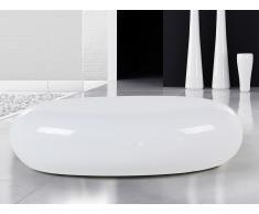 Table basse - table d´appoint - table design blanc - Pelion