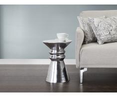 Table basse - table d'appoint en aluminium - Pretoria