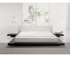 Lit à eau - lit en bois 180x200 cm - Zen
