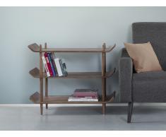 Meuble étagères style japonais - meuble de rangement en bois - Harrisburg