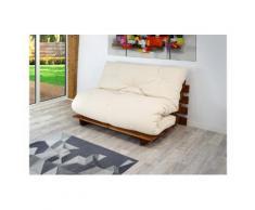 BZ Koia 2 personnes pin massif + futon