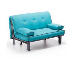 Canapé lit Capri, turquoise