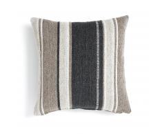 Coussin Eland 45x45 cm, gris