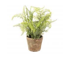 Plante fougère artificielle Zelena