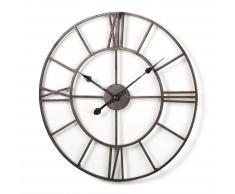 Horloge Averville, gris