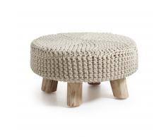 Tabouret Story, blanc
