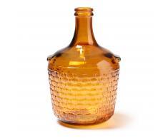 Vase Alesha, orange 30 cm