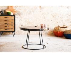 Table basse industrielle Mina