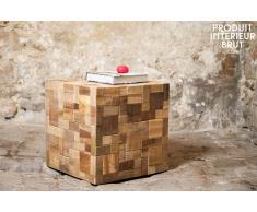 Table en bois Rubique