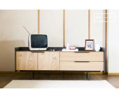 meuble tv ferm acheter meubles tv ferm s en ligne sur livingo. Black Bedroom Furniture Sets. Home Design Ideas