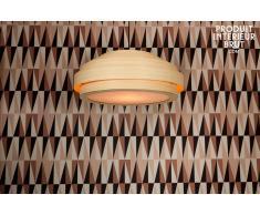lustre plafonnier Bamboo