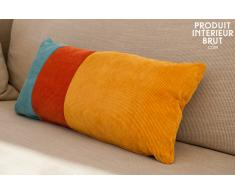 Coussin scandinavetricolore Mathis