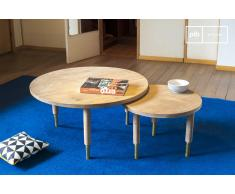 Table basse scandinave Messinki