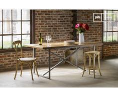 Table industrielle Queens
