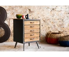 Commode industrielle Van Ness