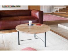 Table basse scandinave en bois Bascole