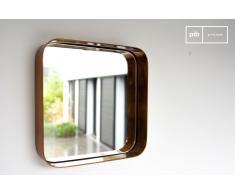 Miroir vintage Lena carré