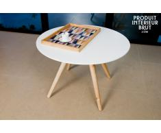Table basse scandinave Beel
