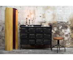 Commode métal d'atelier 12 tiroirs