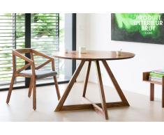 Table design ronde Starbase