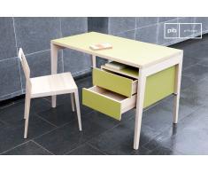 Bureau style scandinave à tiroirs Nöten