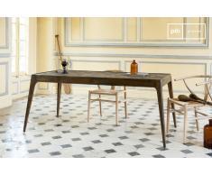 Table scandinave en bois Tabüto