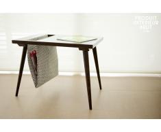 Table vintage porte-revue Londress