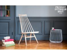 Chaise vintage Nordic Clouds