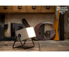 Lampe industrielle Concrete Box