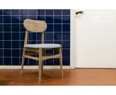 Chaise vintage en bois Jotün