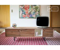 Meuble TV scandinave Bascole