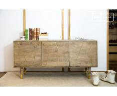 Buffet scandinave en bois Messinki