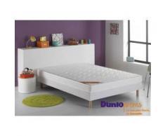 Dunlopillo Literie DUNLOPREMS Up (matelas + sommier + pieds) Taille 90 x 190 cm