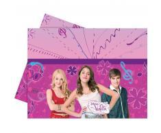 Nappe plastique Violetta Taille Unique
