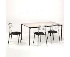 Table en céramique design rectangulaire - Slim Sovet®