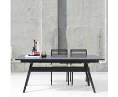 Table en bois scandinave extensible - SM11