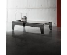 Table basse design rectangulaire en verre - Frog Sovet®
