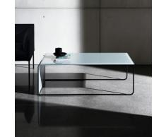 Table basse gigogne en verre - Nido