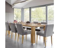 Table de salle à manger moderne en bois - Brisbane Mobitec®