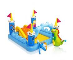 Piscine gonflable pour les enfants Intex 57138 Fantasy Castle châte...
