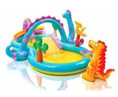 Intex 57135 Dinoland Play Center piscine gonflable pour enfants air...