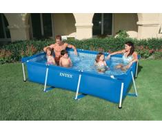 piscine hors-sol autoportante Intex 28272 frame rectangulaire 300x2...