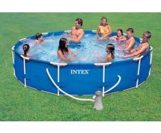 Intex 28212 piscine hors-sol ronde Frame 366x76