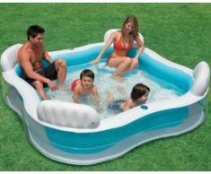 Intex 56475 piscine gonflable 4 sièges spa