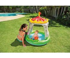 Piscine gonflable pour les enfants Intex 57122 Royal Castle château...