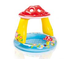 Piscine gonflable pour les enfants Intex 57114 Mushroom baby pool p...